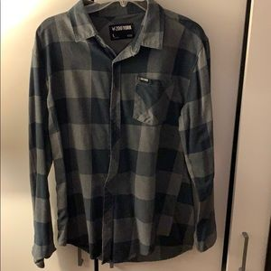 Large Zoo York Button Down